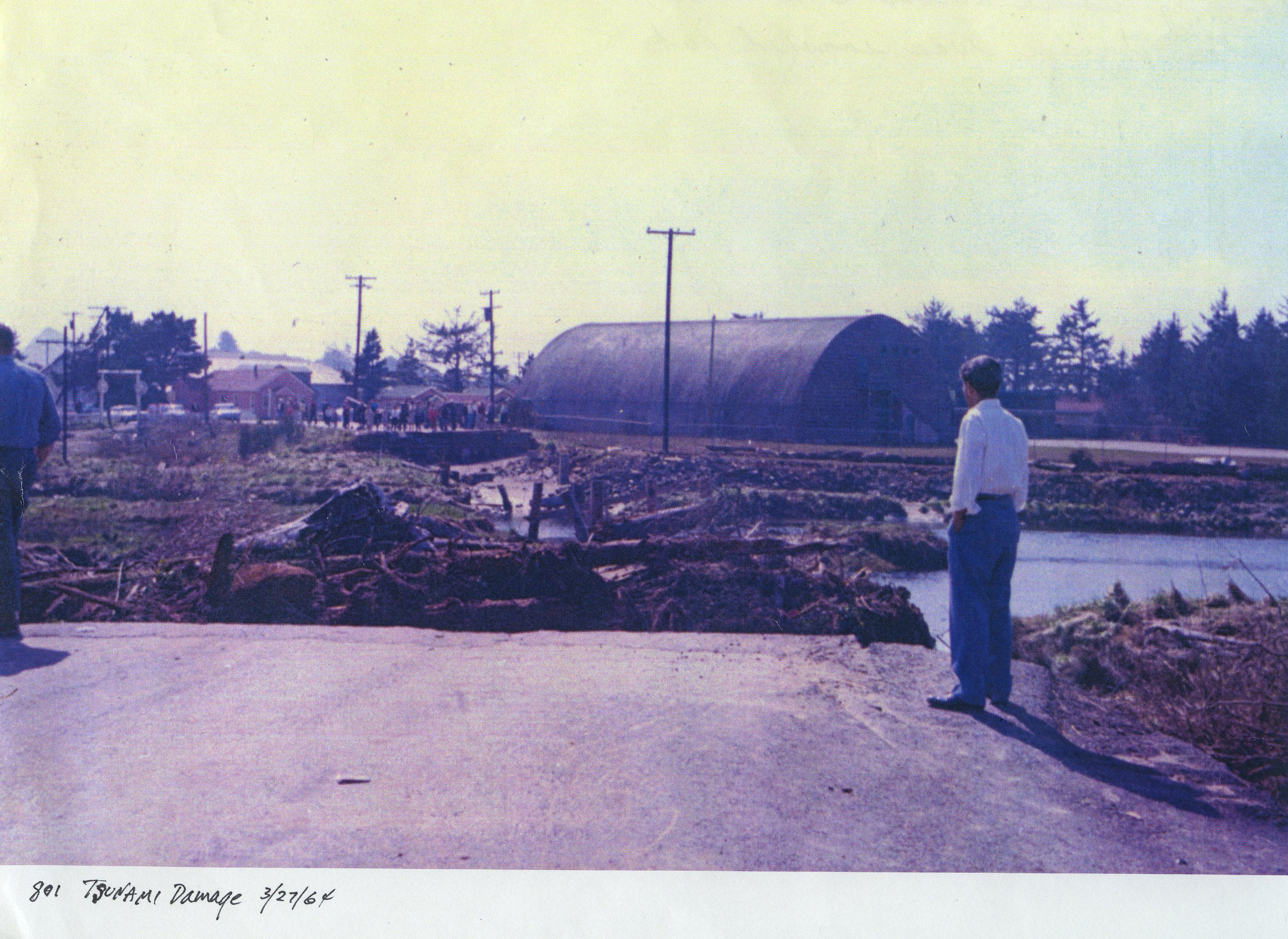 The Tsunami that Changed Cannon Beach - Cannon Beach History Center