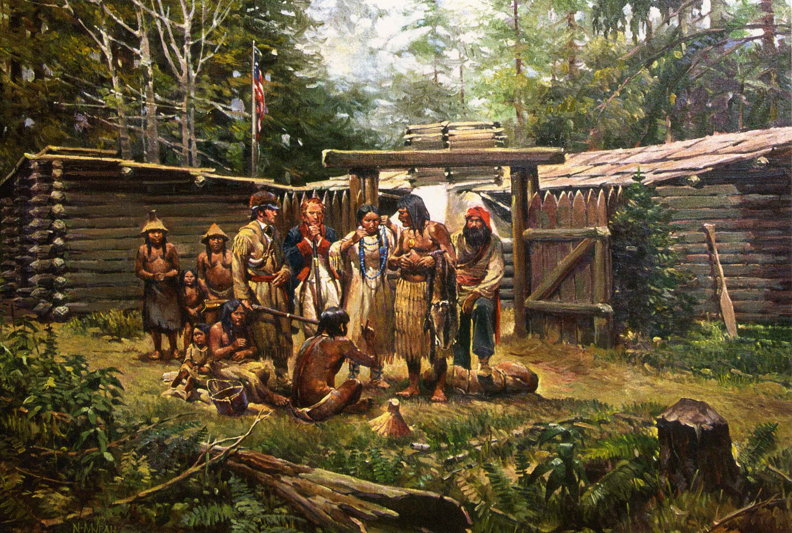 corps of discovery The corps of discovery was a specially-established unit of the united states army which formed the nucleus of the lewis and clark expedition that took place between may 1804 and september 1806.