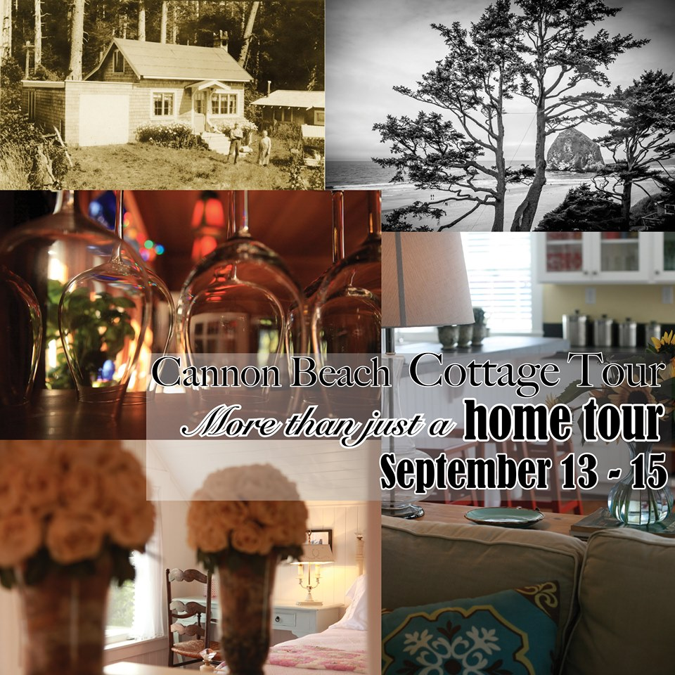 Awesome Cottage Tour Cannon Beach History Center Museum Interior Design Ideas Inesswwsoteloinfo