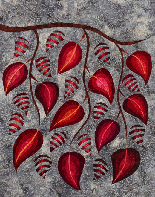 """Last Leaves"" by Kimberly Connelly of High Fiber Diet."